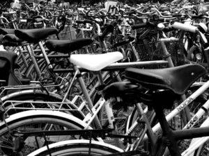 Biciklis sisak