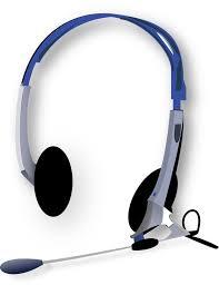 Fülhallgató mikrofonnal
