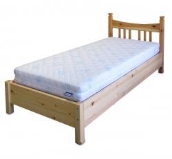 fenyő ágy