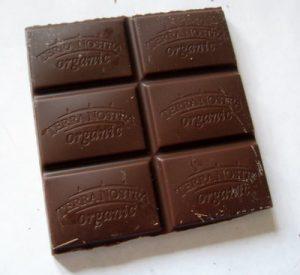 Gluténmentes csokoládé