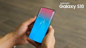 Tokok Galaxy S10-hez
